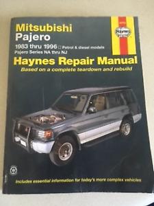 Mitsubishi Montero repair Catalog Montreal mitsubishi repair montreal