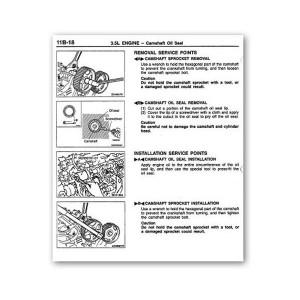 Mitsubishi Montero repair Diagram Montreal mitsubishi repair montreal